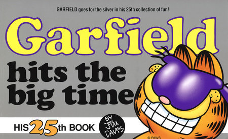 Garfield Hits the Big Time by