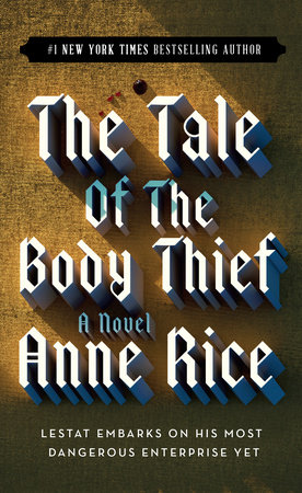 The Tale of the Body Thief by