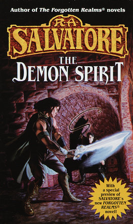 The Demon Spirit by R.A. Salvatore