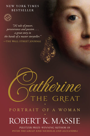 Catherine the Great: Portrait of a Woman by