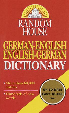 Random House German-English English-German Dictionary