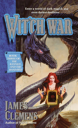 Wit'ch War by James Clemens