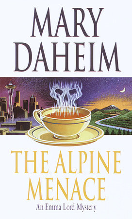 The Alpine Menace by Mary Daheim