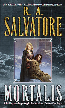 Mortalis by R.A. Salvatore