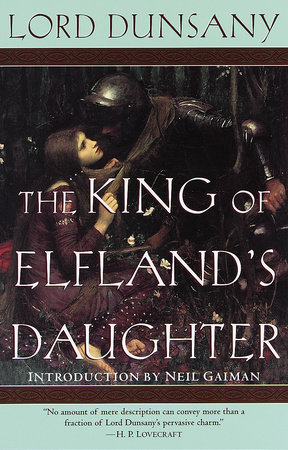 The King of Elfland's Daughter by