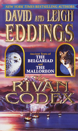 The Rivan Codex by David Eddings and Leigh Eddings