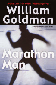 The Marathon Man book cover
