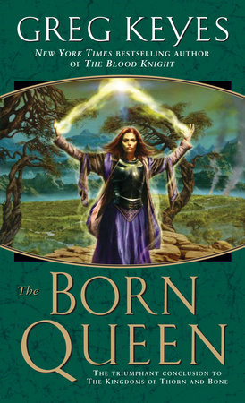 The Born Queen by