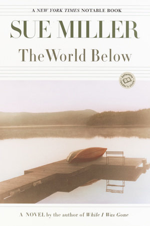 The World Below by Sue Miller