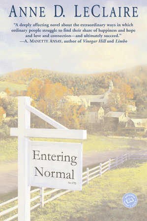 Entering Normal by