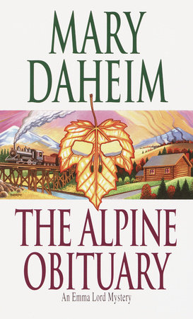 The Alpine Obituary by Mary Daheim
