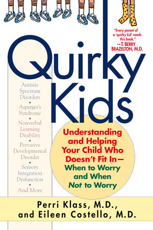 Quirky Kids by Eileen Costello and Perri Klass