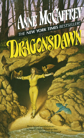 Dragonsdawn by Anne McCaffrey