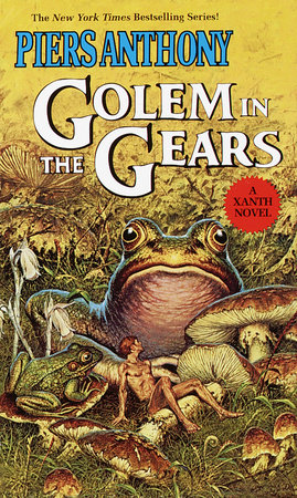 Golem in the Gears by