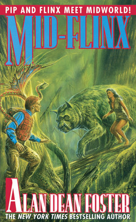 Mid-Flinx by Alan Dean Foster