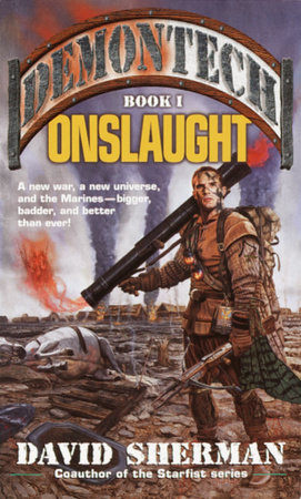 Demontech: Onslaught by