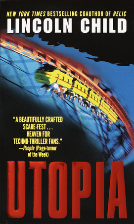 Utopia book cover