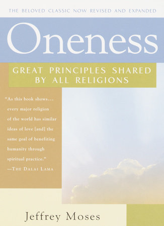 Oneness by Jeffrey Moses