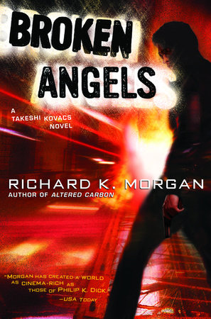 Broken Angels by