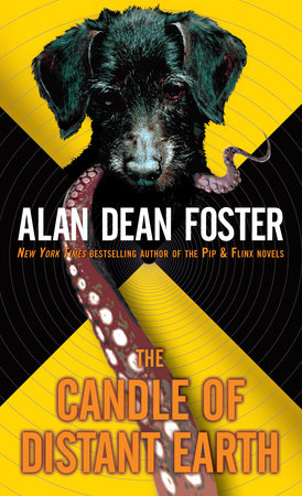 The Candle of Distant Earth by Alan Dean Foster