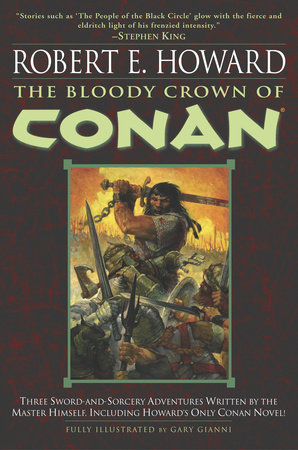 The Bloody Crown of Conan by