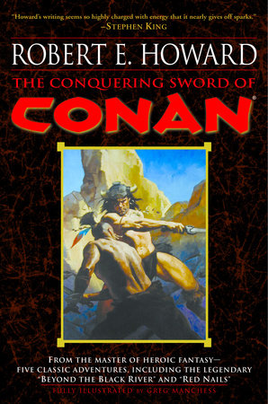The Conquering Sword of Conan by
