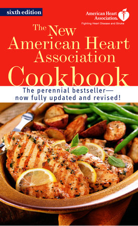 The New American Heart Association Cookbook by