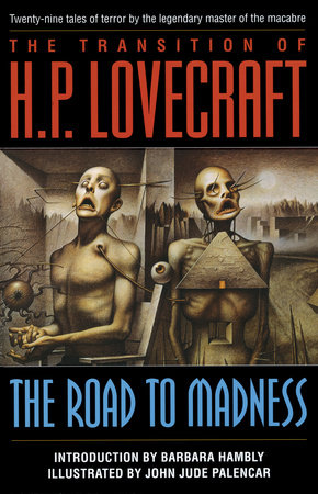 The Transition of H. P. Lovecraft