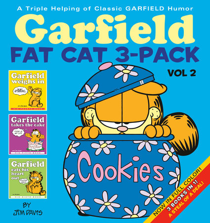 Garfield Fat Cat 3-Pack #2 by