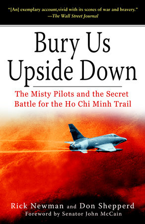 Bury Us Upside Down by Don Shepperd and Rick Newman