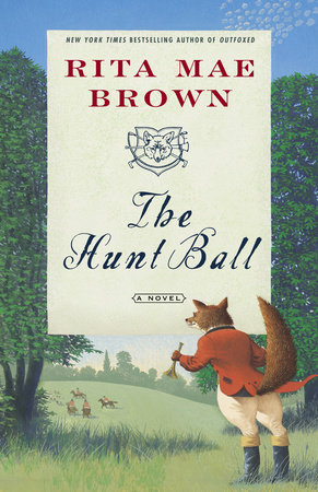 The Hunt Ball book cover