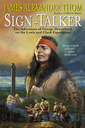 Sign-Talker by JAMES ALEXANDER Thom