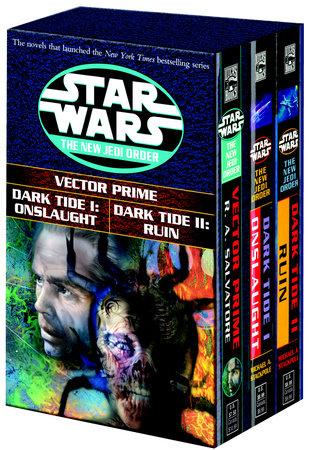 Star Wars NJO 3c box set MM by