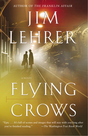 Flying Crows by