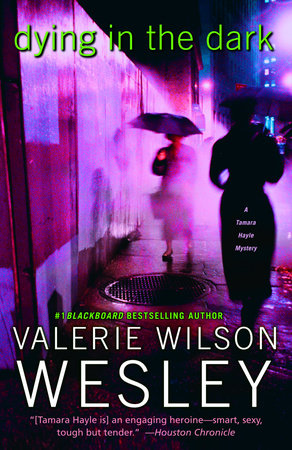 Dying in the Dark by Valerie Wilson Wesley