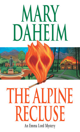 The Alpine Recluse by Mary Daheim