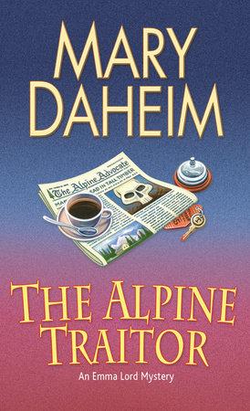 The Alpine Traitor by Mary Daheim