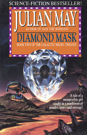 Diamond Mask by
