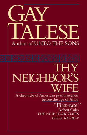 Thy Neighbor's Wife by