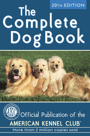 The Complete Dog Book by