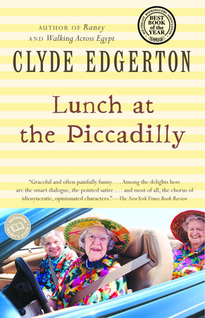 Lunch at the Piccadilly by