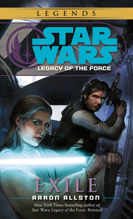 Star Wars: Legacy of the Force: Exile by Aaron Allston