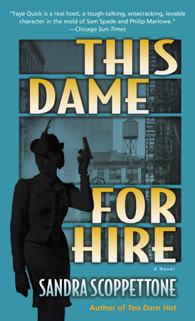 This Dame for Hire by