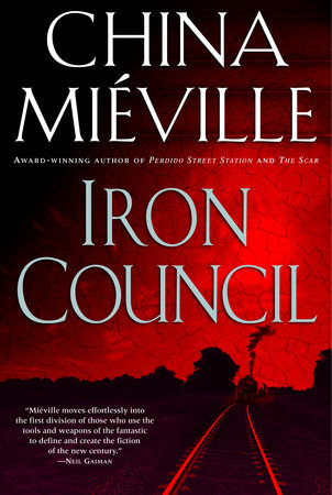 Iron Council by