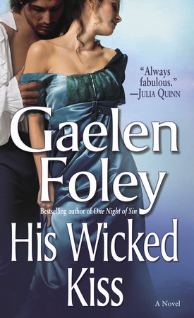 His Wicked Kiss by