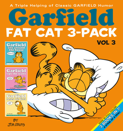 Garfield Fat Cat 3-Pack by