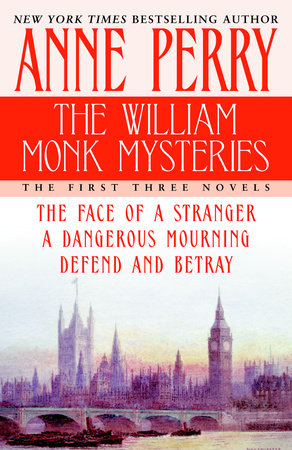 The William Monk Mysteries by Anne Perry