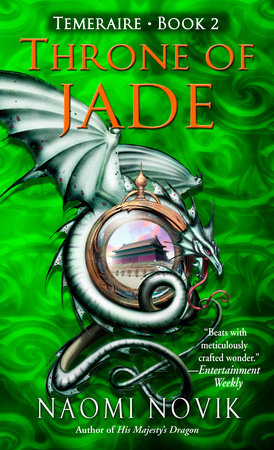 Throne of Jade by