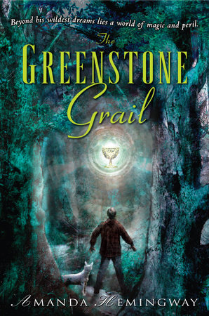 The Greenstone Grail by Amanda Hemingway