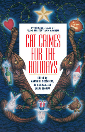 Cat Crimes for the Holidays by